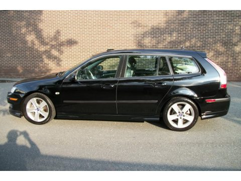 saab 9 3 aero wagon for sale. Black Bedroom Furniture Sets. Home Design Ideas