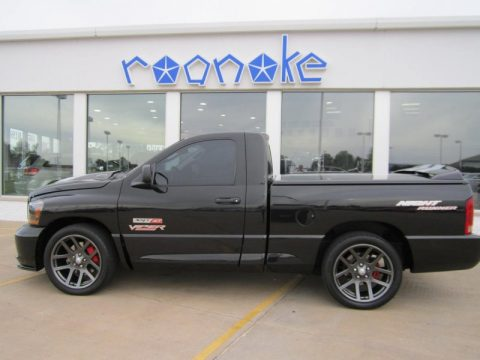 Used 2006 Dodge Ram 1500 Srt 10 Night Runner Regular Cab For Sale