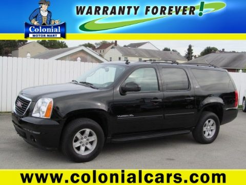 Used 2012 gmc yukon xl slt 4x4 for sale stock d5019 for Colonial motors indiana pa