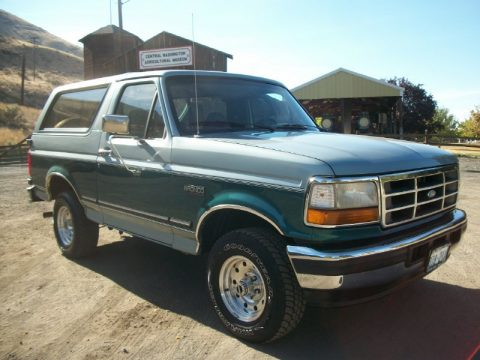 used 1996 ford bronco xlt 4x4 for sale stock 7900. Cars Review. Best American Auto & Cars Review