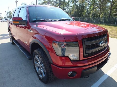 new 2013 ford f150 fx4 supercrew 4x4 for sale stock d7112 dealer car ad. Black Bedroom Furniture Sets. Home Design Ideas