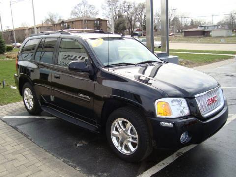 used 2007 gmc envoy denali 4x4 for sale stock p6954. Black Bedroom Furniture Sets. Home Design Ideas