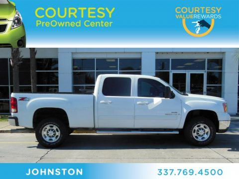 Used 2009 Gmc Sierra 2500hd Slt Crew Cab 4x4 For Sale Stock 2130420a