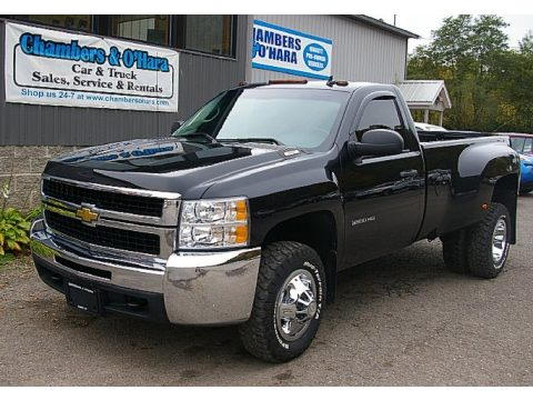 Silverado 3500HD LT Regular Cab 4x4 Dually for Sale - Stock #12-314