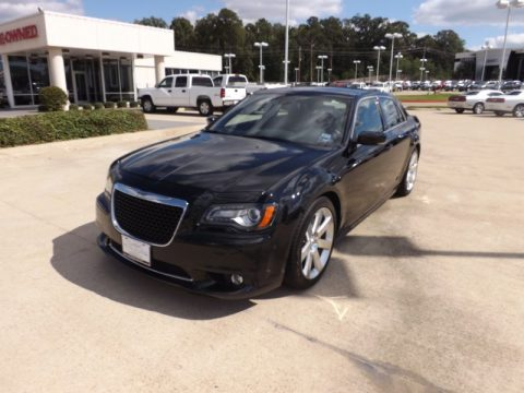 used 2012 chrysler 300 srt8 for sale stock t800117. Black Bedroom Furniture Sets. Home Design Ideas