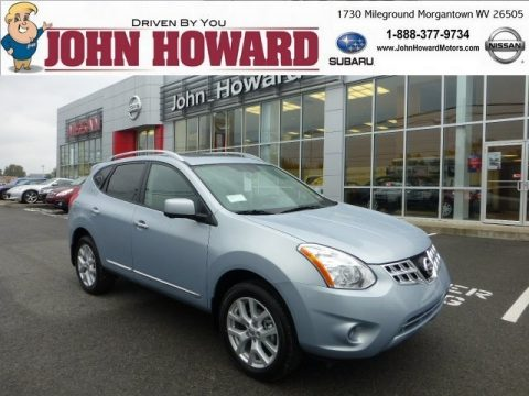 New 2013 nissan rogue sl awd for sale stock 6111385 for John howard motors morgantown wv
