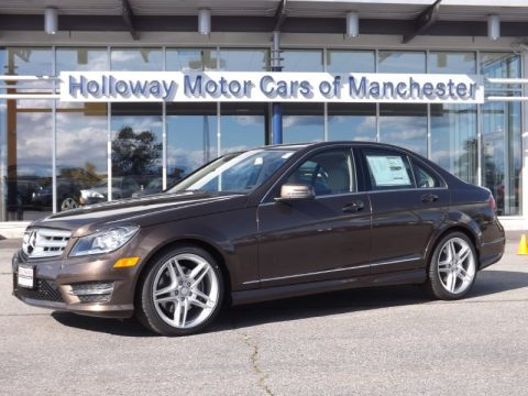 New 2013 Mercedes Benz C 300 4matic Sport For Sale Stock