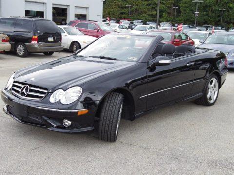 Mercedes clk convertible sale devon for Mercedes benz dealer devon pa