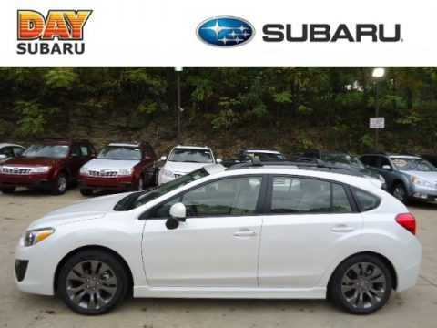 New 2013 Subaru Impreza 20i Sport Limited 5 Door For Sale Stock
