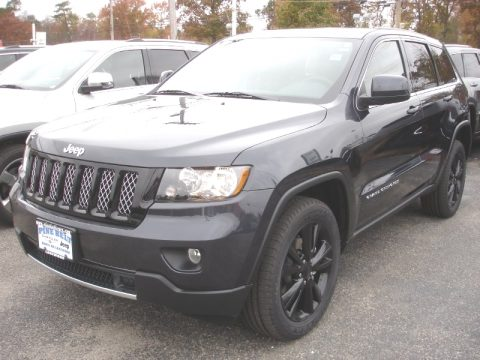 new 2013 jeep grand cherokee altitude 4x4 for sale stock 537m dealer car. Black Bedroom Furniture Sets. Home Design Ideas