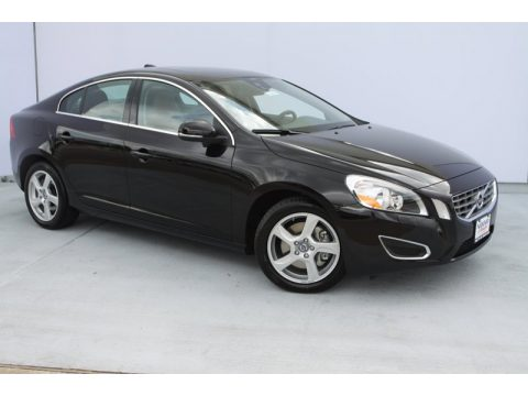 Black Stone Volvo S60 T5.  Click to enlarge.