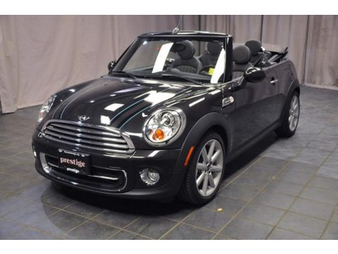 New 2013 Mini Cooper Convertible Highgate Package For Sale Stock