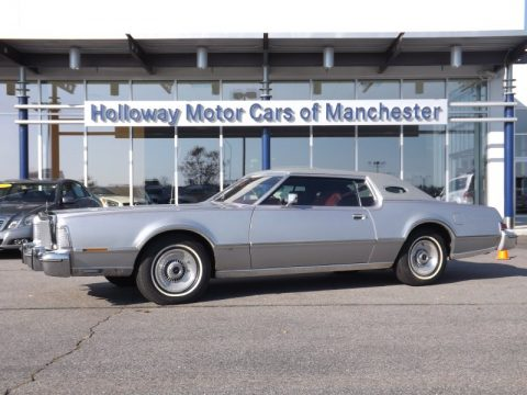 Used 1975 Lincoln Continental Mark Iv For Sale Stock