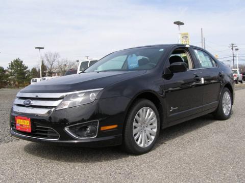 new 2010 ford fusion hybrid for sale stock 145632 dealer car ad 7286049. Black Bedroom Furniture Sets. Home Design Ideas