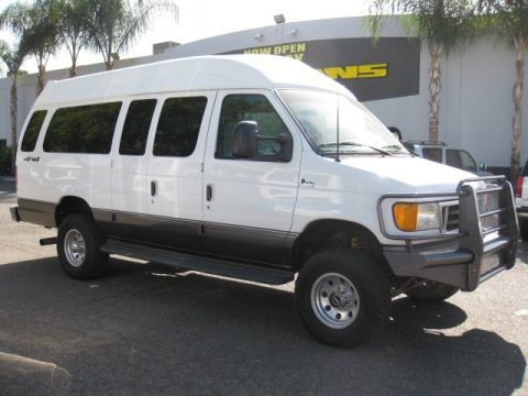 used 2006 ford e series van e350 passenger commercial 4x4 for sale stock a67821 dealerrevs. Black Bedroom Furniture Sets. Home Design Ideas