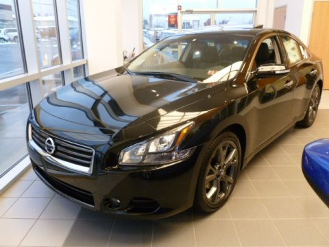 New 2013 Nissan Maxima 35 Sv Sport For Sale Stock 6806094