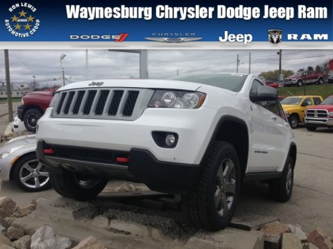 new 2013 jeep grand cherokee trailhawk 4x4 for sale stock 3j110 dealer car. Black Bedroom Furniture Sets. Home Design Ideas
