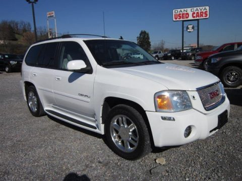 used 2007 gmc envoy denali 4x4 for sale stock b36705. Black Bedroom Furniture Sets. Home Design Ideas