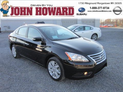 New 2013 Nissan Sentra Sl For Sale Stock 6618187