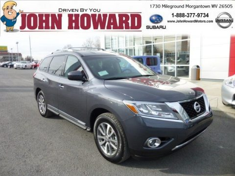 New 2013 Nissan Pathfinder Sl 4x4 For Sale Stock