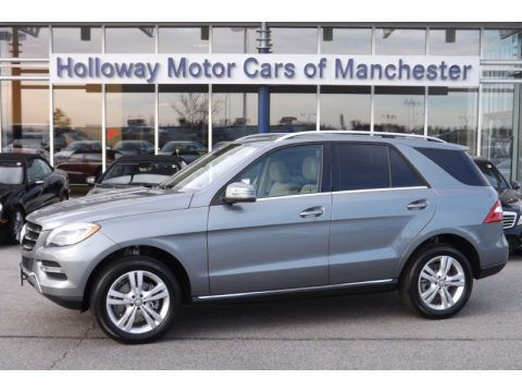 New 2013 Mercedes Benz Ml 350 4matic For Sale Stock