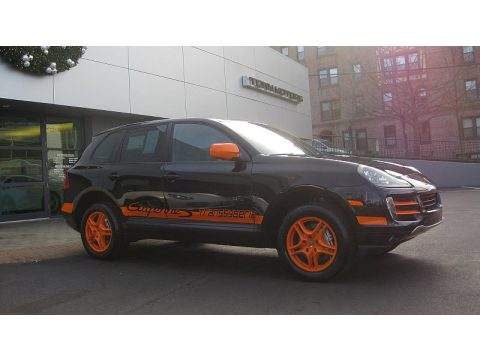 Used 2010 Porsche Cayenne S Transsyberia For Sale Stock Pap6909