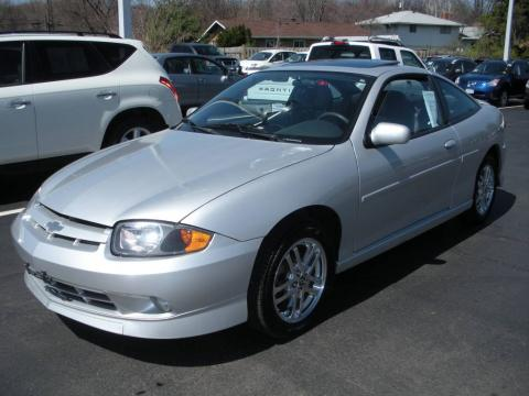 2003 Chevrolet Cavalier Ls. 2003 Chevrolet Cavalier LS