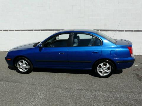 sport and car view 2004 hyundai elantra blue sport and car view blogger
