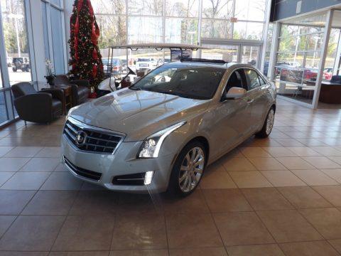 New 2013 Cadillac Ats 2 0l Turbo Premium For Sale Stock C3139518 Dealer