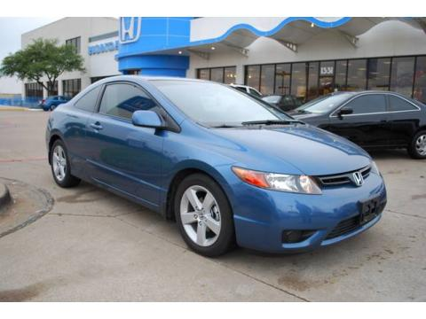 Used 2006 honda civic ex coupe for sale stock t6h525361 for Lute riley honda 1331 n central expy richardson tx 75080