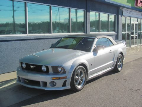 Used 2005 Ford Mustang Roush Stage 1 Convertible For Sale