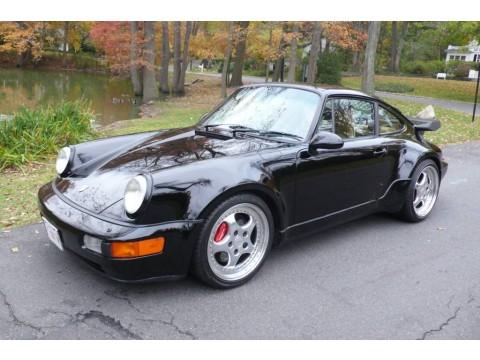 used 1994 porsche 911 turbo 3 6 for sale stock 13272x dealer car ad 751724. Black Bedroom Furniture Sets. Home Design Ideas