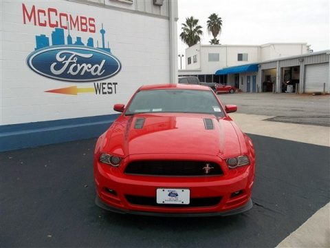 New 2013 Ford Mustang Gt Cs California Special Coupe For
