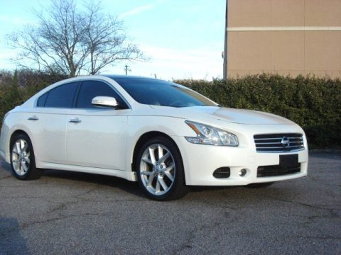 used 2009 nissan maxima 3 5 sv sport for sale stock 71068a dealer car ad. Black Bedroom Furniture Sets. Home Design Ideas