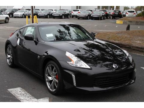 New 2013 Nissan 370z Sport Coupe For Sale Stock 381375