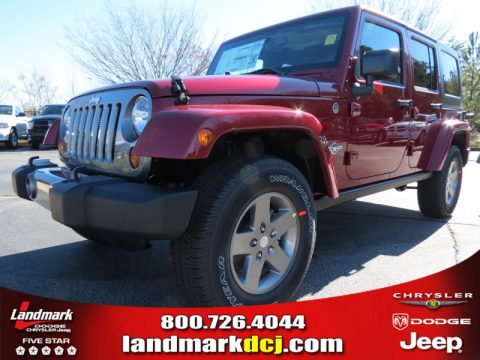 New 2013 Jeep Wrangler Unlimited Oscar Mike Freedom Edition 4x4 For Sale Stock D53100