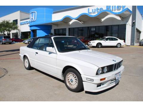 Used 1992 bmw 3 series 325i convertible for sale stock for Lute riley honda 1331 n central expy richardson tx 75080