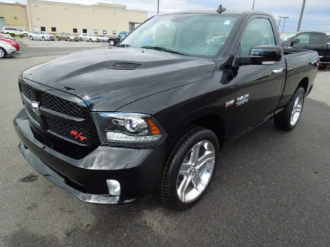 Black Ram 1500 R/T Regular Cab.  Click to enlarge.