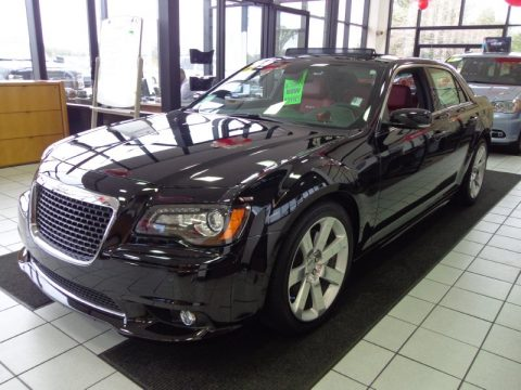 new 2012 chrysler 300 srt8 for sale stock b12529. Black Bedroom Furniture Sets. Home Design Ideas