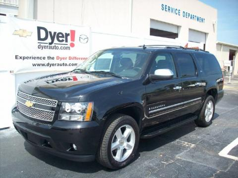 new 2009 chevrolet suburban ltz for sale stock t9146 dealer car ad 7695960. Black Bedroom Furniture Sets. Home Design Ideas