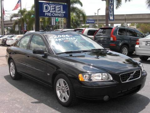 used 2006 volvo s60 2.5t for sale - stock #30872l | dealerrevs