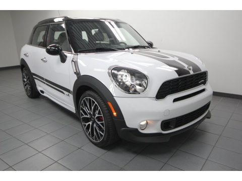 New 2013 Mini Cooper John Cooper Works Countryman All4 Awd For Sale