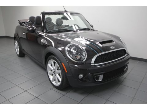 New 2013 Mini Cooper S Convertible Highgate Package For Sale Stock