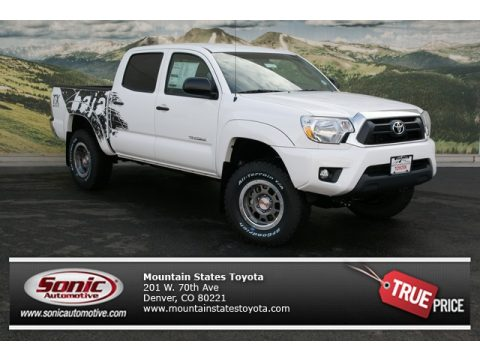 New 2013 Toyota Tacoma TX Pro Double Cab 4x4 for Sale - Stock #