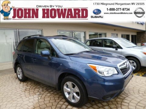 New 2014 Subaru Forester Premium For Sale Stock 1408471 Dealer Car Ad