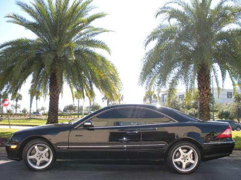Used 2004 mercedes benz cl 600 for sale stock 4a038304 for Mercedes benz south orlando