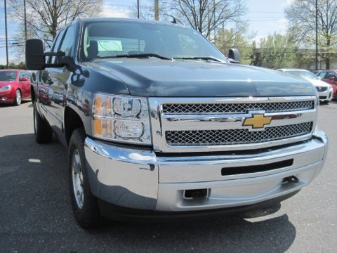 Chevrolet Silverado 1500 LT Extended Cab 4x4