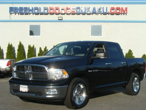 Dodge Ram 1500 Big Horn Crew Cab 4x4