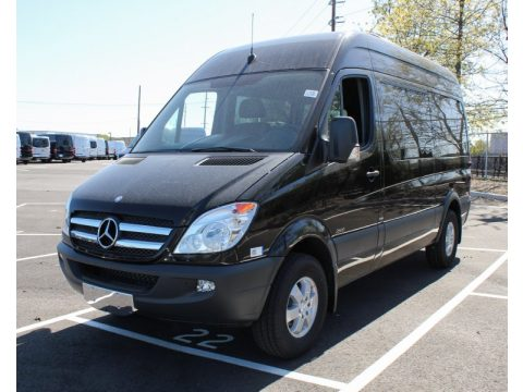 Mercedes-Benz Sprinter 2500 High Roof Passenger Van