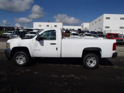Chevrolet Silverado 2500HD Work Truck Regular Cab